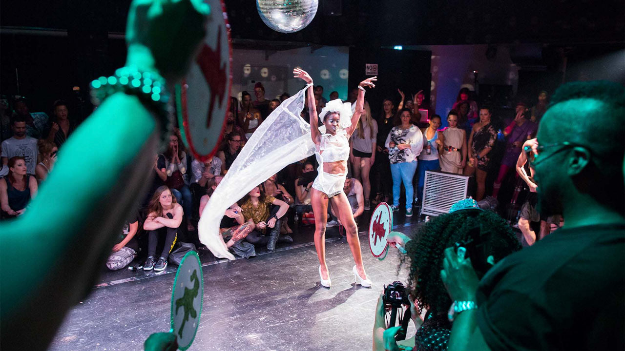 Projects02 - Voguing Out Festival<br>Eventfotografie in Berlin - Photography