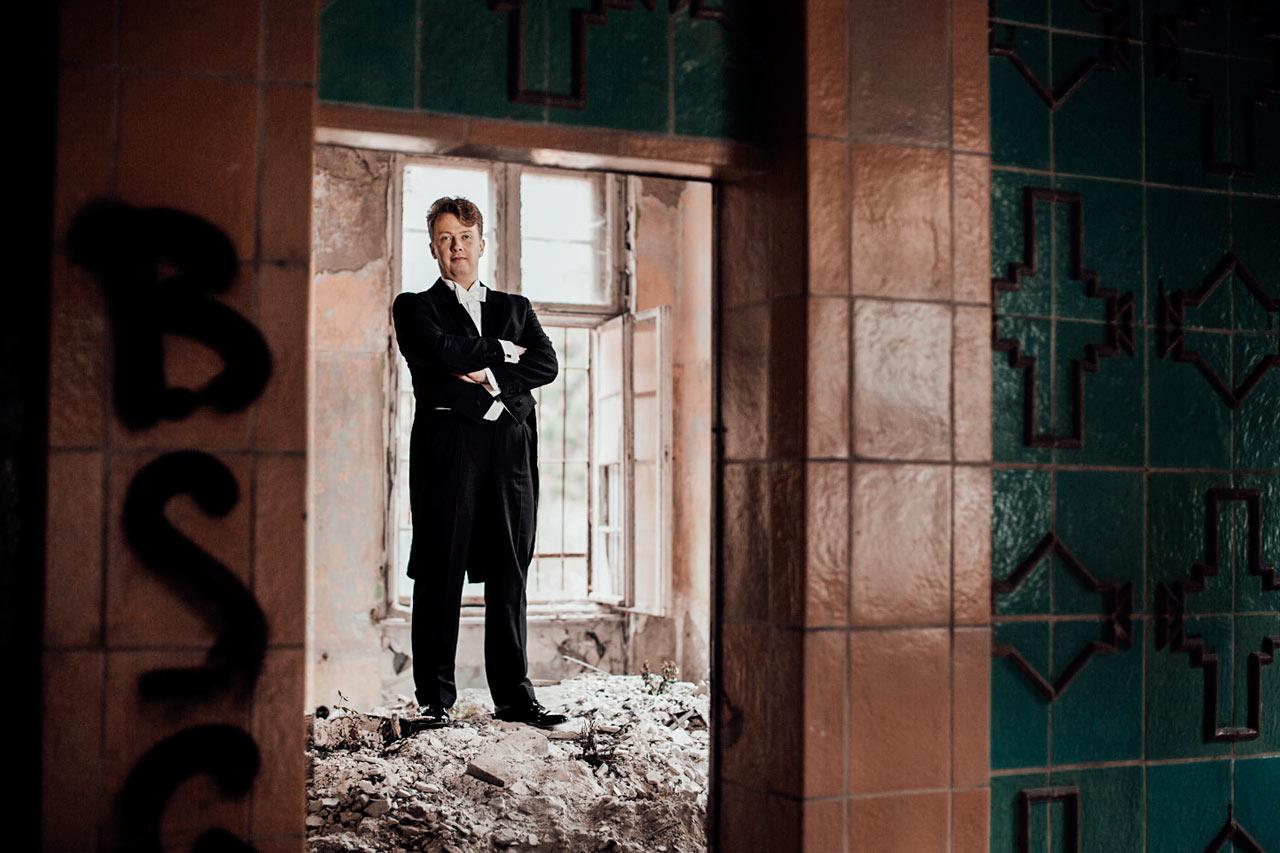 Businessfotos-Dirigent-Grabowsee-Pose