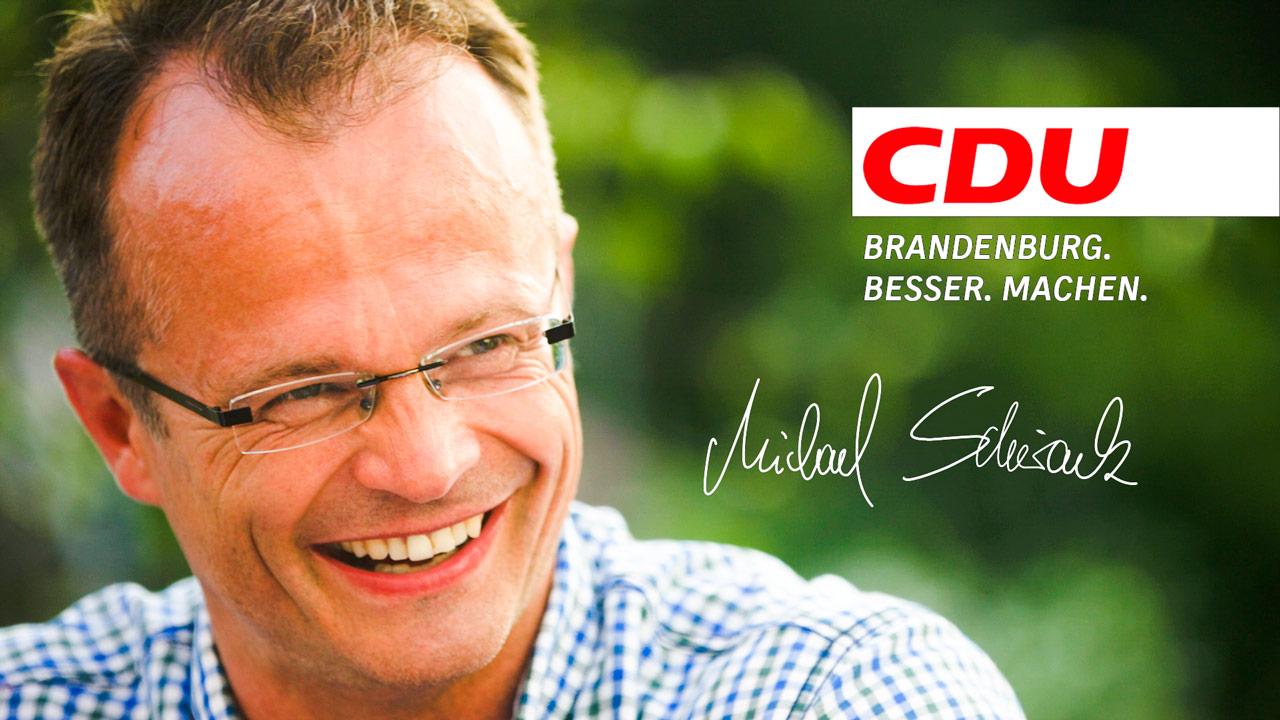 Film<br>TV-Werbespot CDU Brandenburg