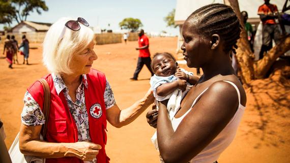 Deutsche Rotes Kreuz – Uganda