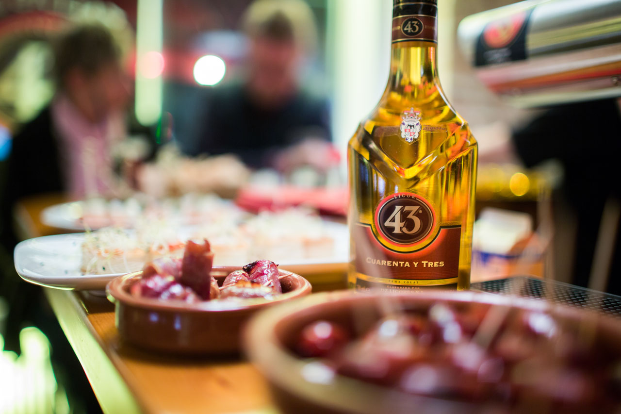 Event-Licor43-Tapas