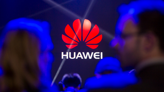 Produktpräsentation Huawei