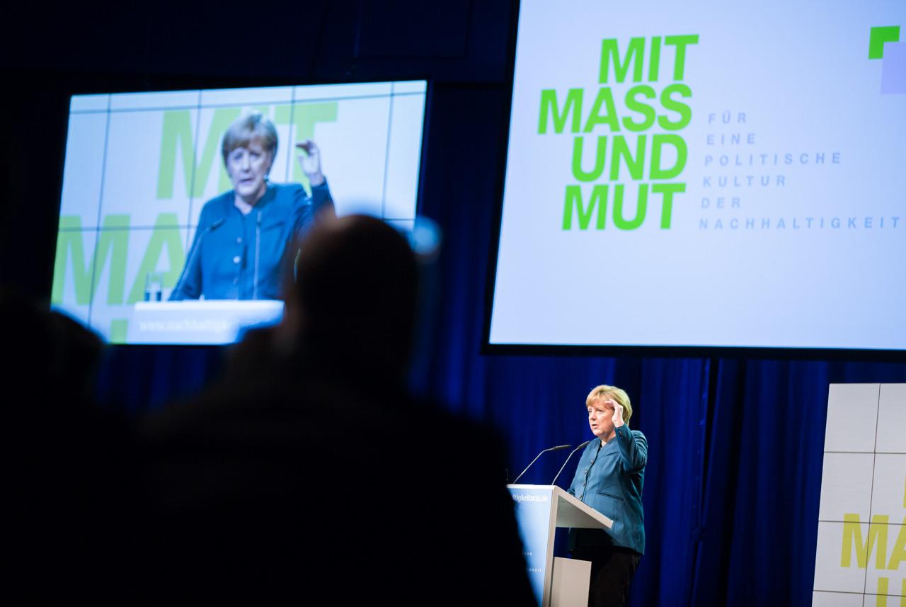Eventfotograf-Berlin-Merkel-Kongress-Redebild