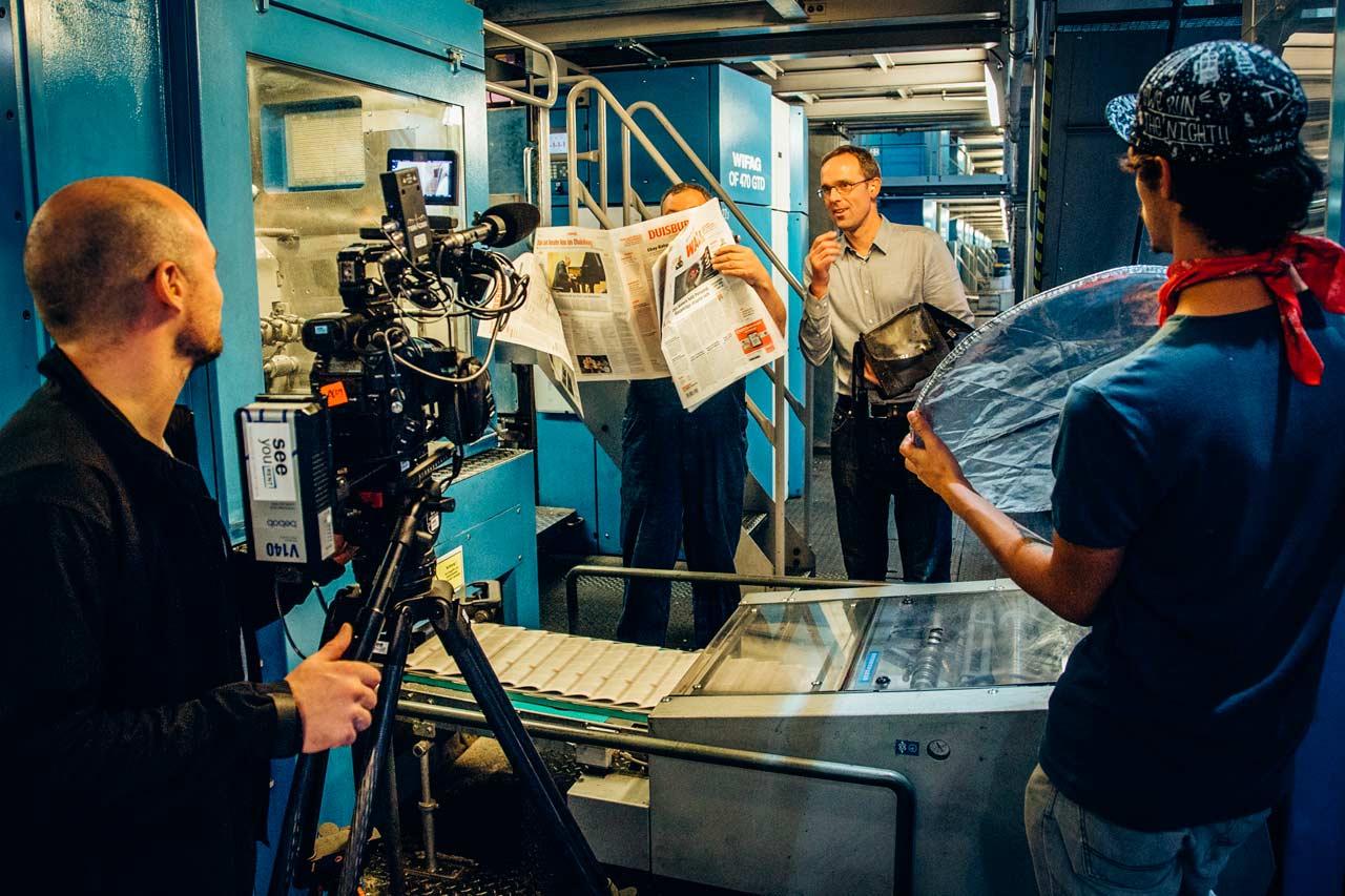 Imagefilm-Funke-Mediengruppe-Druckhaus
