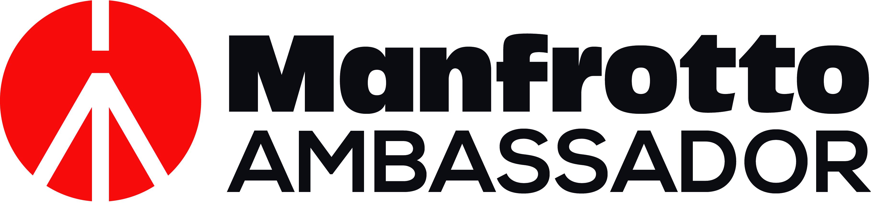 MANFROTTO_ Logo Ambassador