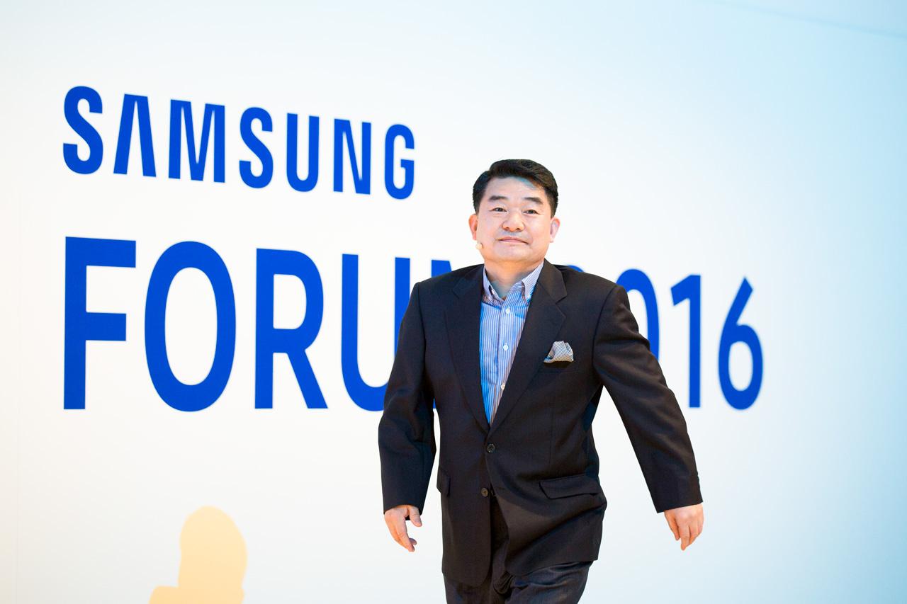 Messe-Monacco-Samsung-Auftakt