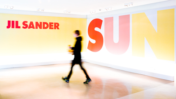 Jil Sander Product Launch Event