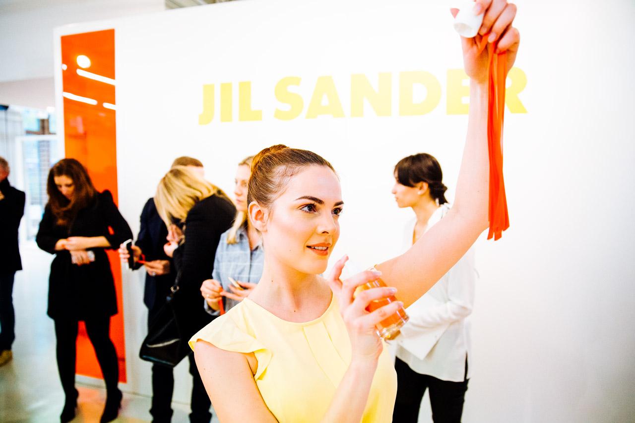 Produkt-Launch-JilSander-Probe