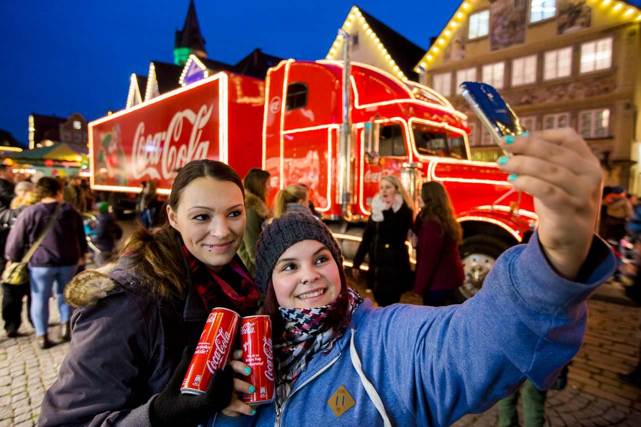 Weihnachtstruck-Tour-Coca-Cola