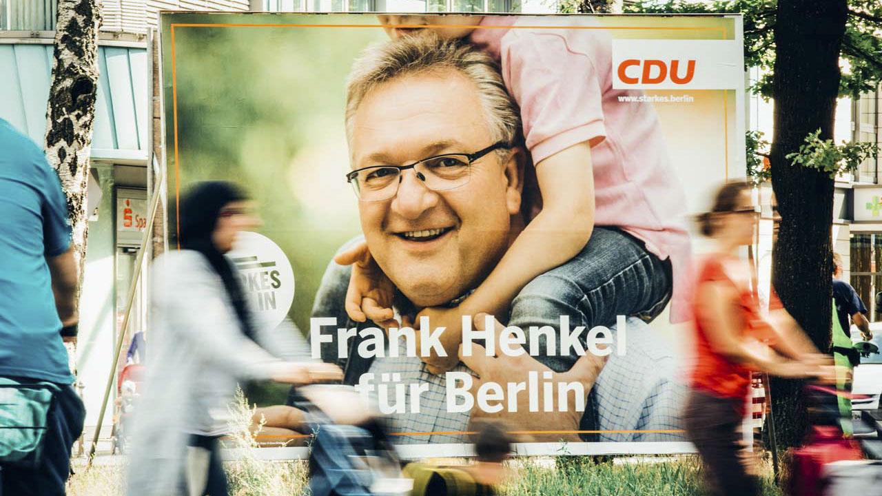 Werbung-CDU-Berlin-Plakate-Henkel